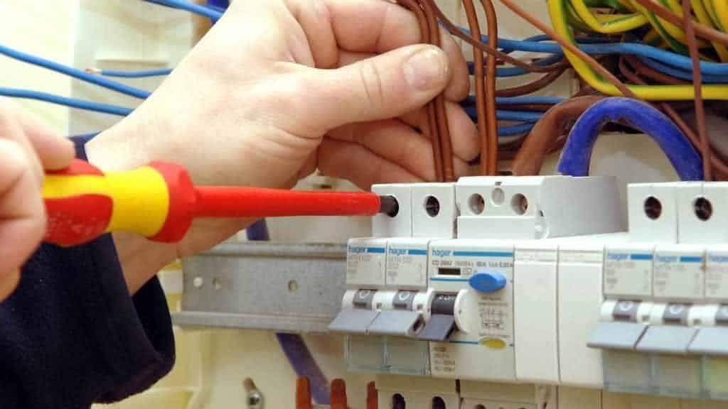 електрическа инсталация